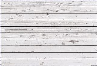 Kate 8x5ft Photography Mat Photography Flooring Mat Floor Mat for Photography White Wood Floor Mat