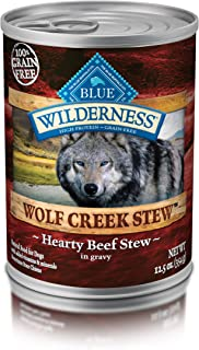 Best blue wilderness wolf creek stew Reviews