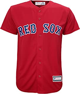 Outerstuff MLB 8-20 Youth Blank Cool Base Alternate Color Team Jersey