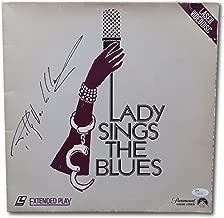 Billy Dee Williams Autographed Laserdisc Cover Lady Sings the Blues JSA U90356