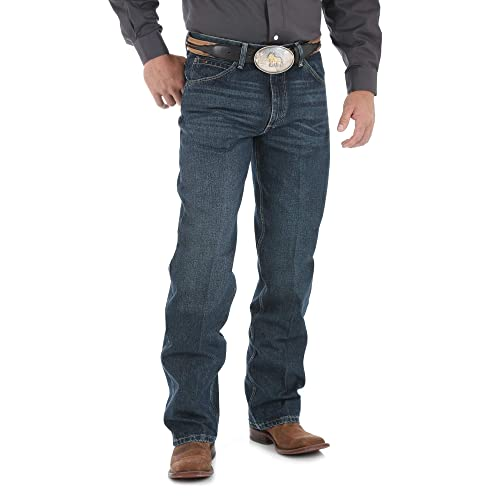 cca48dfb280 Wrangler Men s 20X 01 Competition Relaxed Fit Jean