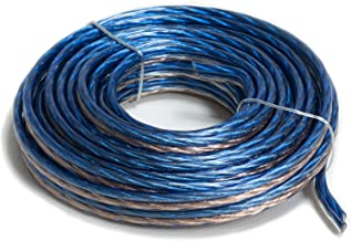 Atrend 25SWI-18B Surge 25' Installer Series 18 Gauge Speaker Wire, Blue
