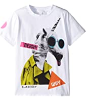 Burberry Kids - Unicorn Tee (Little Kids/Big Kids)