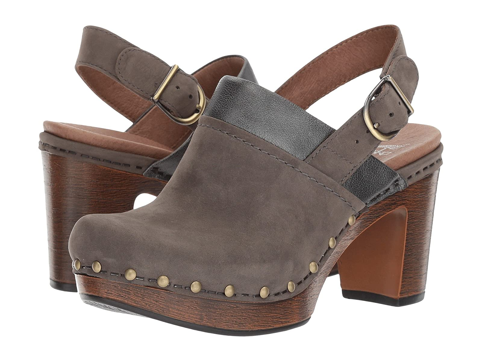 Dansko DelleCheap and distinctive eye-catching shoes