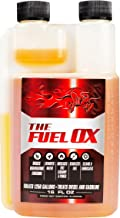 Fuel Ox Complete Fuel Treatment and Combustion Catalyst - Fuel Additive for Gas or Diesel - Lubricates, Increases Mileage, and Decreases Regens - for Personal or Commercial Vehicles -16oz Bottle