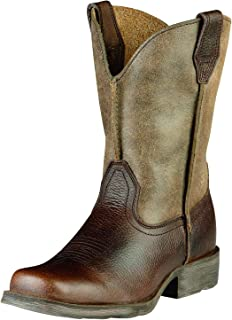 Kids' Rambler Western Cowboy Boot