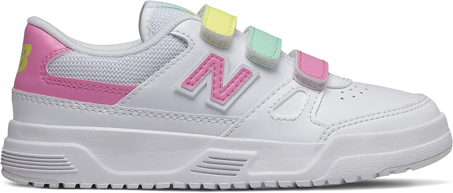New Low price Balance Unisex-Child Online limited product Ct20 V1 Sneaker and Loop Hook