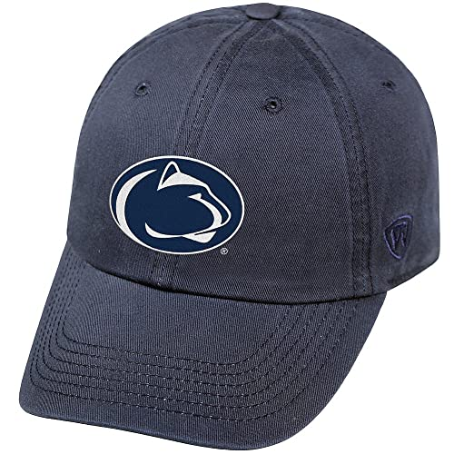 promo code 82a4f 01d59 Top of the World NCAA Men s Hat Adjustable Relaxed Fit Team Icon
