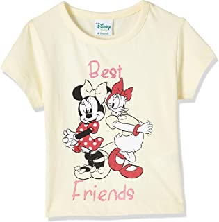 Disney Baby Girls Mickey & Friends T-shirts
