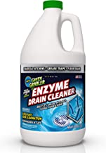 Green Gobbler ENZYMES for Grease Trap & Sewer - Controls Foul Odors & Breaks Down Grease, Paper, Fat & Oil in Sewer Lines,...
