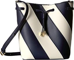Diagonal Stripe Debby II Drawstring Small