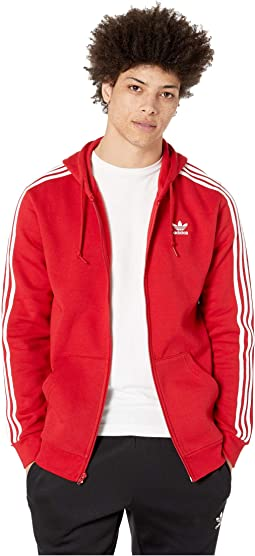 3-Stripes Full Zip Hoodie