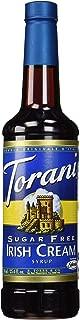Torani Sugar Free Irish Cream Syrup, 750mL