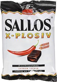 Villosa Sallos X-plosiv, 15 -er Pack 15x 150 g