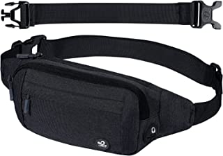 Waterfly Bumbags Waist Fanny Pack Ladies Fashion Bum Bag with Adjustable Belt for Sport Running Hiking Jogging Girls Women...