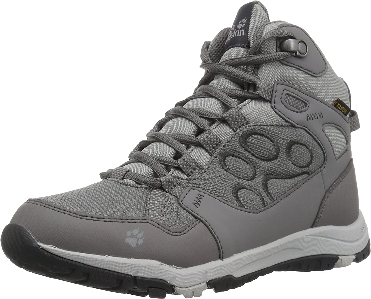 Jack Wolfskin Womens Activate Texapore Mid W Hiking Boot