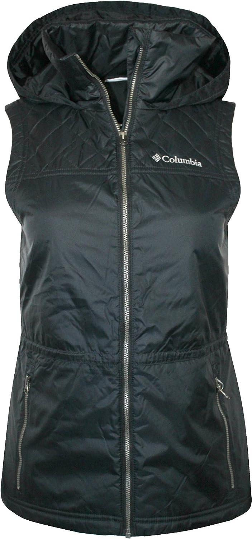 Columbia Women's Cedar Express II Full Zip Hooded Vest