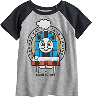 Jumping Beans Toddler Boys 2T-5T Thomas & Friends The Engine Graphic Tee