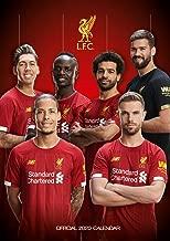 Liverpool FC 2020 Calendar