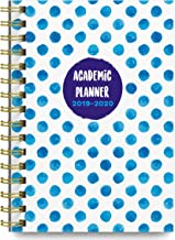 Bright Day Calendars Planners 2019-2020 Academic Year Day Planner Calendar Book - Weekly/Monthly Dated Agenda Organizer - (June 2019 - July 2020) - 6.25