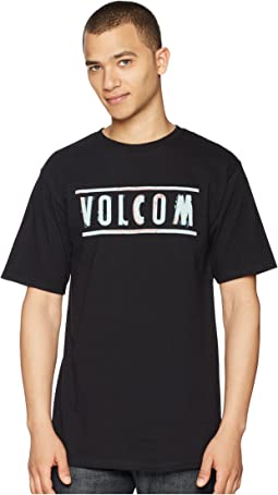 Volcom - Double Short Sleeve Basic Tee