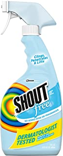 Shout Free Laundry Stain Remover, Trigger, 22 Fl. Oz.