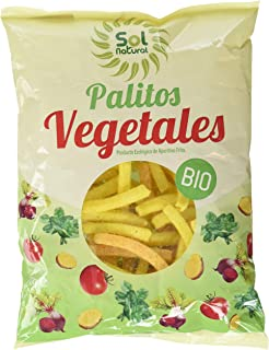 SOLNATURAL PALITOS Vegetables Bio 70g, Not Applicable