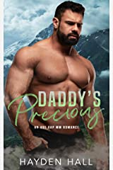 Daddy's Precious: An Age Gap MM Romance (Healing Touch Book 1) Kindle Edition