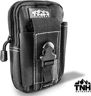 TNH Outdoors Rakaia Designs Tactical EDC Waist Pack Small Belt Bag Molle Cell Phone Pouch