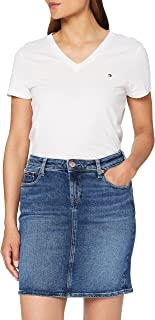 Tommy Jeans Classic Denim Skirt AMBS Gonna Donna