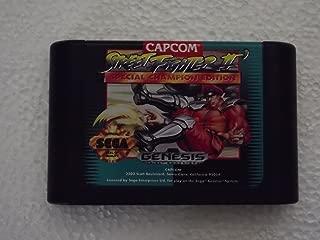 Sega Genesis Street Fighter 2 Special Champion Edition