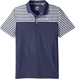 PUMA Golf Kids - Clubhouse Polo JR (Big Kids)