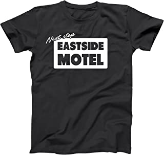 Next Stop Eastside Motel Funny California Music Mens Shirt