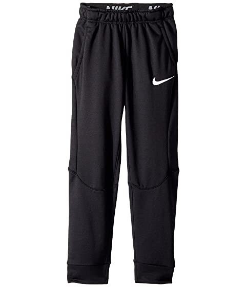new style 1e9ea 1c40f Nike Kids Dry Training Pant (Little Kids Big Kids) at Zappos.com