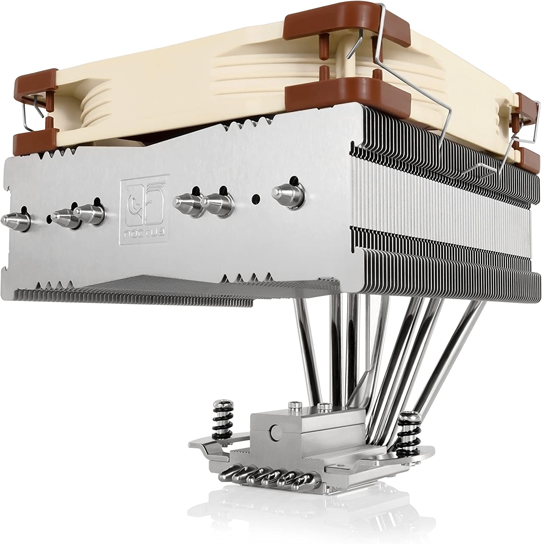 Noctua NH-C14S, Disipador de CPU de Máxima Calidad con NF-A14 PWM Ventilador de 140 mm (Marrón)