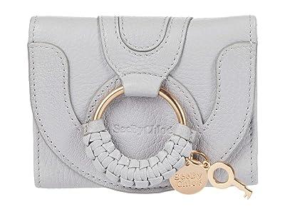 See by Chloe Hana Medium Wallet (Artic Ice) Handbags