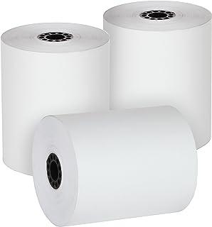 """FRM 3-1/8"""" X 230` Thermal Register Receipt Paper Rolls 50 Rolls"""