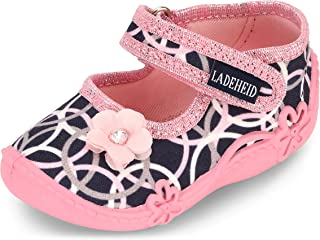 Ladeheid Zapatillas con Velcro Niña LAVI0013
