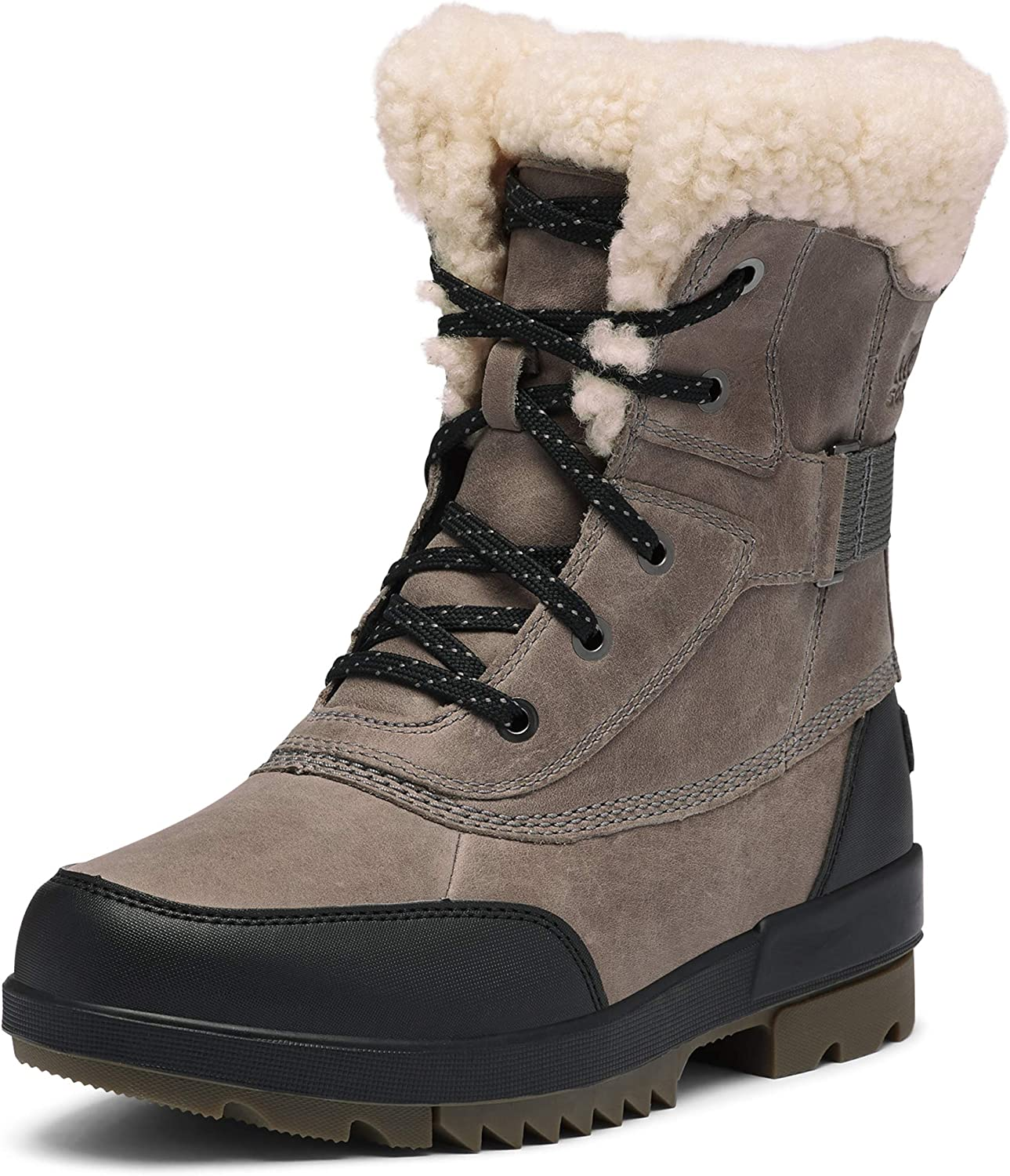 SOREL Women's Super sale Limited Special Price period limited Tivoli IV Parc Boot Bo Waterproof Leather — Winter