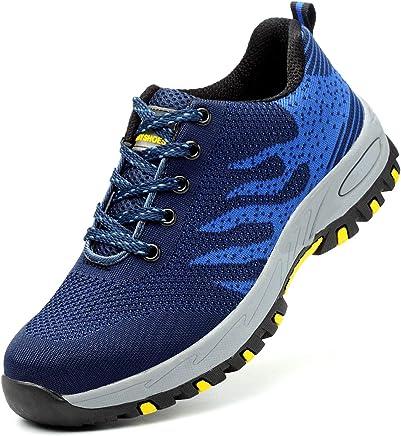 314e97a156e22 Amazon.ae: womens steel toe sneaker