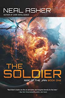 The Soldier, Volume 1: Rise of the Jain, Book One