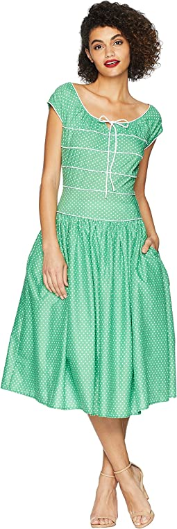 Jeanie Swing Dress