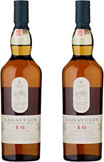 Lagavulin 16 Years/Jahre, 2er, Single Malt, Whisky, Scotch, Alkohol, Alokoholgetränk, Flasche, 43%, 200 ml, 581364
