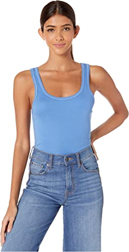fb43942fe Splendid cotton gauze tank top | Shipped Free at Zappos
