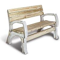 Hopkins 90134ONLMI 2x4basics AnySize Chair or Bench Ends (Sand)