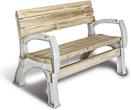 Hopkins 2x4 Basics Any Size - Chair or Bench Ends, Sand (Wood Panels not Included)