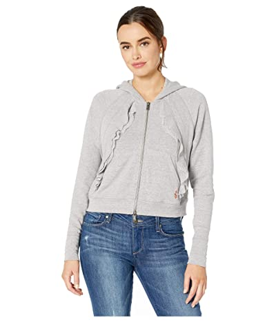 FP Movement Game Plan Hoodie (Grey Combo) Women