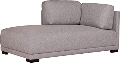 Astonishing Amazon Com Benchcraft Brise Contemporary Sofa Chaise Dailytribune Chair Design For Home Dailytribuneorg