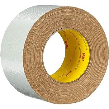 Amazon Com 3m Venture Tape 2 83 X 50 Yard White Vinyl Tape 460v Home Improvement