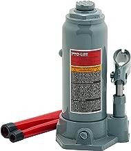 Pro-Lift B-006D Grey Hydraulic Bottle Jack - 6 Ton Capacity